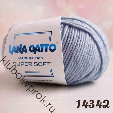 LANA GATTO SUPER SOFT 14342, Светлый голубой