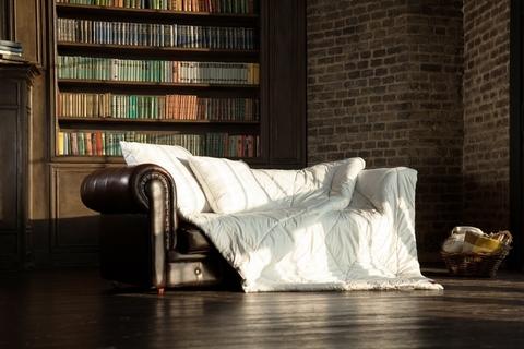 Одеяло пуховое 150x200 «Camel Grass»