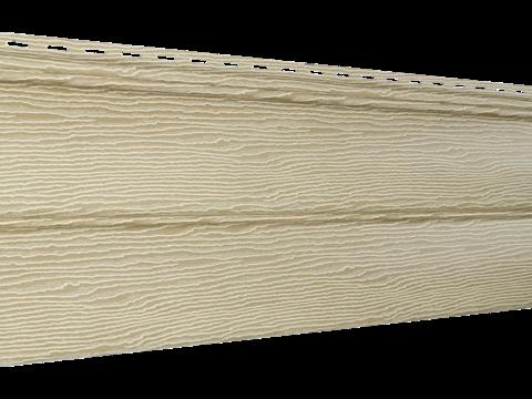 Сайдинг Ю пласт Тимберблок акриловый дуб золотой 3400х230 мм