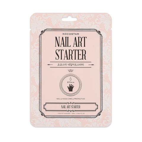 KOCOSTAR | Двойная маска для рук и ногтей: питание и защита, 16 мл/ Nail Art Starter