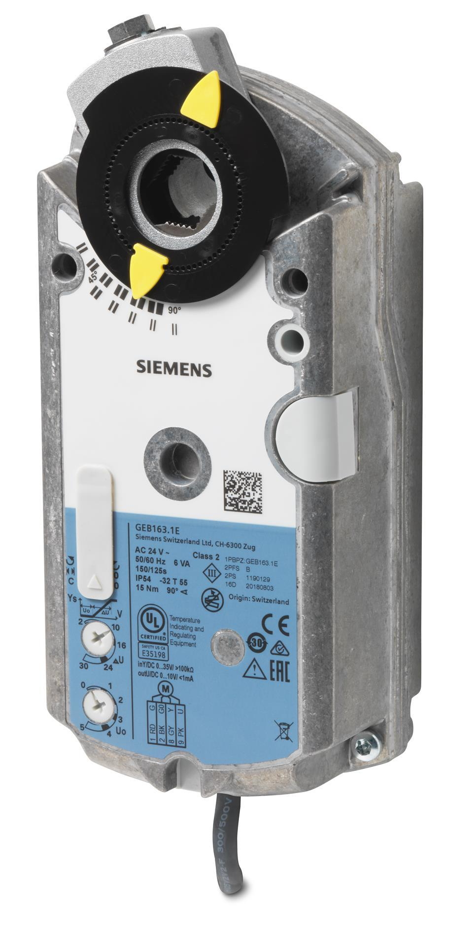 Siemens GEB163.1E