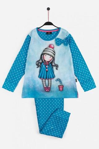Пижама для девочек со штанами SANTORO (Испания) TWEEN 54497