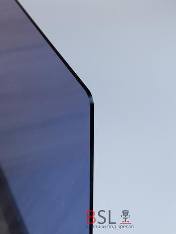 Экран на струбцинах с зажимом серый прозрачный Ш. 1000мм