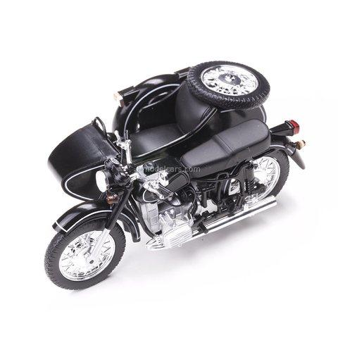 Motorcycle MT-11 Dnepr sidecar 1:24 DeAgostini Moto Legends USSR #3