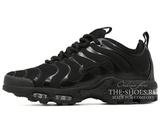 Кроссовки Мужские Nike Air Max Plus (TN) Ultra All Black