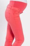 Брюки для беременных 02815 красный