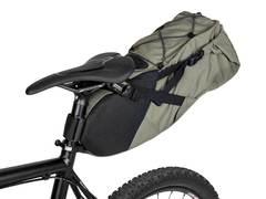 Велосумка подседельная Topeak Backloader 15 L Green - 2