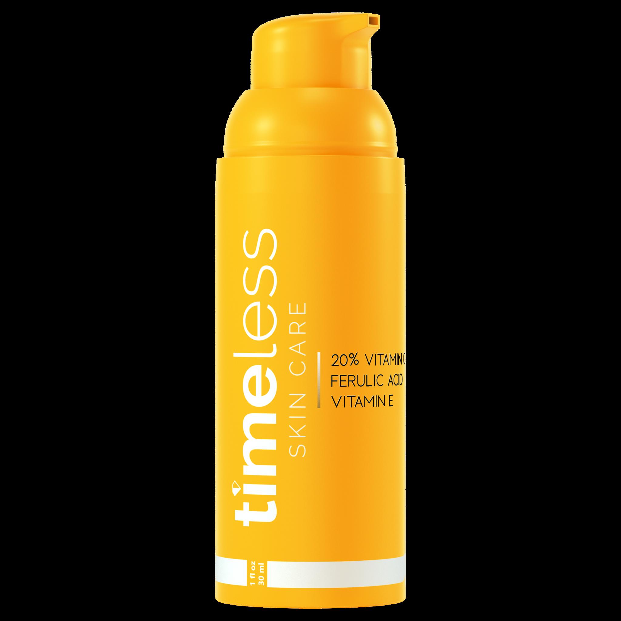 Timeless 20% Витамин C+E феруловая кислота сыворотка