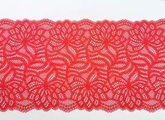 Набор 1. Минимальный: для пошива бра без каркасов и трусиков. Красный (алый). EK-2004