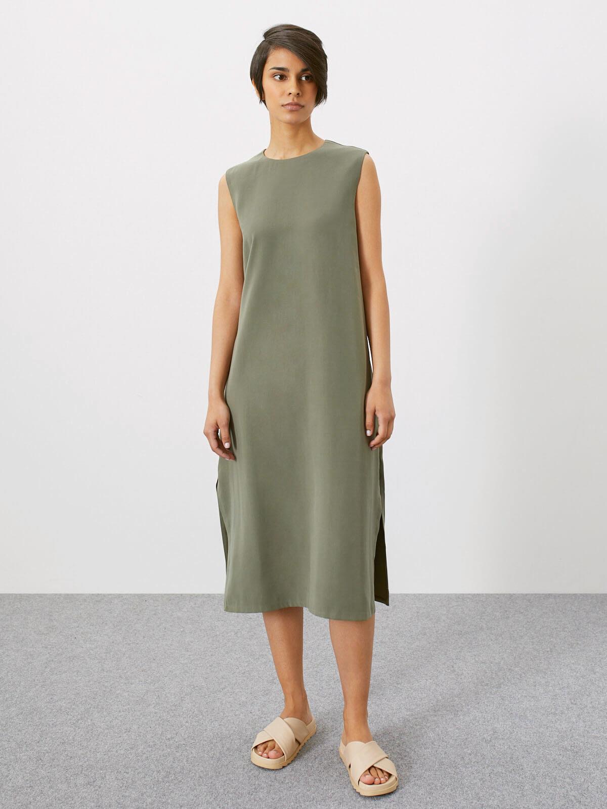 Платье Melissa без рукавов