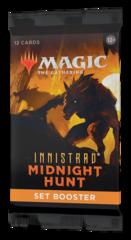 Set Booster «Innistrad: Midnight Hunt»