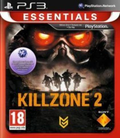 Killzone 2 (PS3, русская версия)
