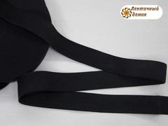 Резинка черная ширина 18 мм