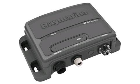 Двух канальный приемник АИС350  Raymarine AIS350 Dual Channel Receiver