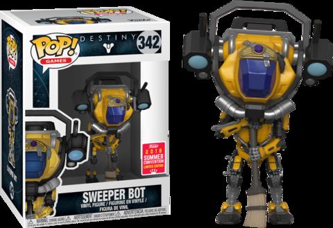 Фигурка Funko Pop! Games: Destiny - Sweeper Bot (Excl. to San Diego Comic Con)