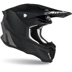 Кроссовый шлем Airoh Twist 2.0 матово - черный размер L (59-60)