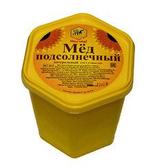 Наш мёд! мёд подсолнечный 1000 г