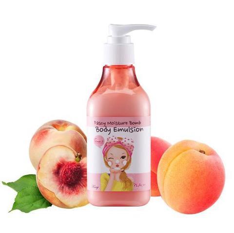 Эмульсия для тела Fascy Moisture Bomb Body Emulsion Peach.