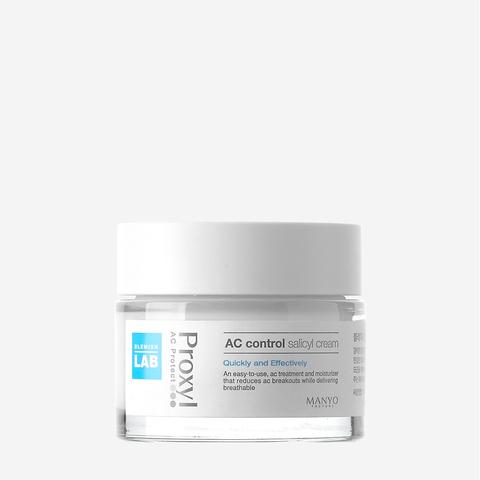 Купить Manyo Factory AC CONTROL SALICYL CREAM - Крем для лица с салициловой кислотой