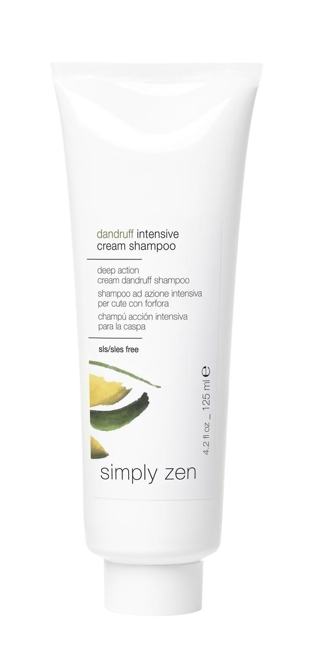 Шампунь от перхоти dandruff intensive cream shampoo