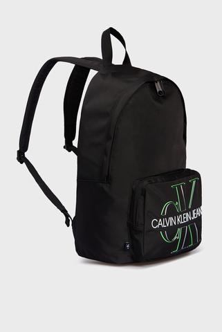 Мужской черный рюкзак CAMPUS BP 43 GLOW Calvin Klein