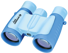 Бинокль детский Bresser Junior 3x30, голубой