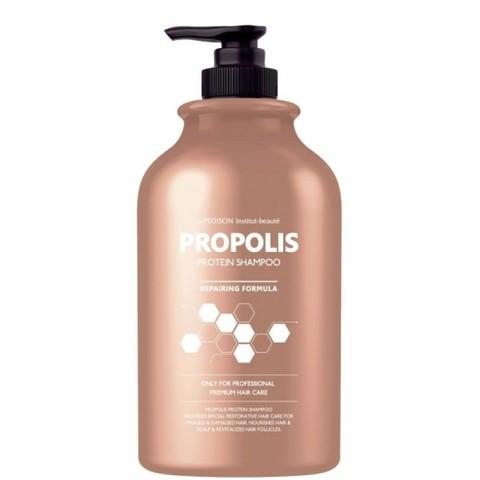 Шампунь для волос Pedison Propolis Protein Shampoo с прополисом для поврежденных волос 500 мл