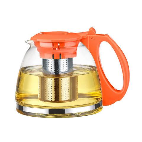 Стеклянный заварочный чайник Годжи - Tima 1.3 л