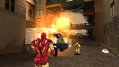 Железный Человек 2 (PSP, русская документация, б/у)