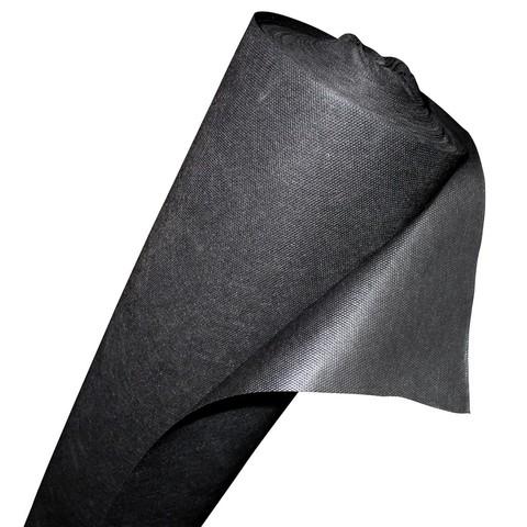 Материал мульчирующий Спанбонд 45-50гр/м2 3,2м чёрный
