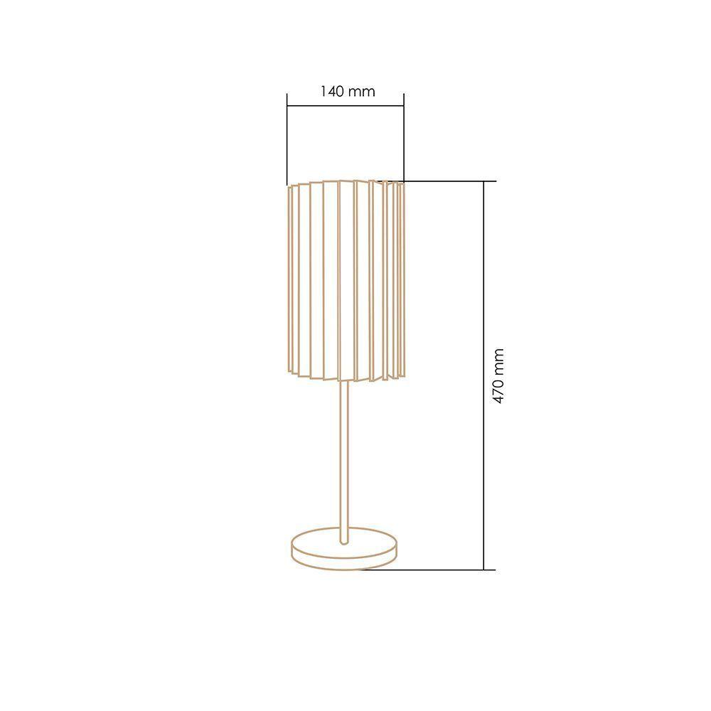 Настольный светильник ROTOR - вид 7