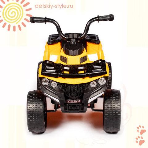 Электроквадроцикл O777MM