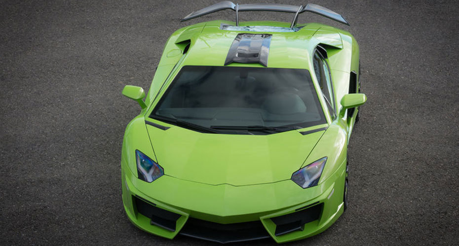Обвес Fab Design Spidron для Lamborghini Aventador