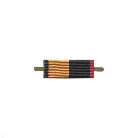 ВОП с лентой к медали За службу в Морской пехоте (узкая)