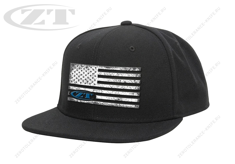 Бейсболка Zero Tolerance CAPZT201 Flag - фотография