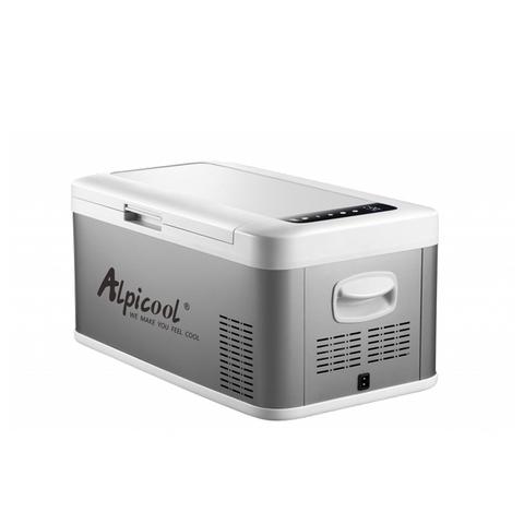 Холодильник компрессорный 18л Alpicool MK18 12В/24В/220В