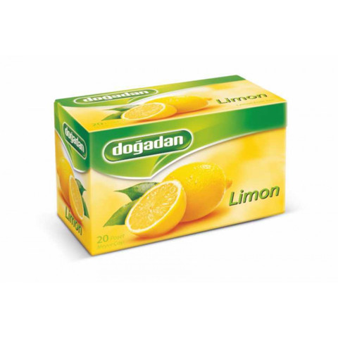 Çay \ Чай \ Tea Doğadan limon (20 əd)