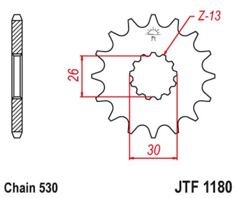 JTF1180