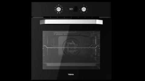 Электрический независимый духовой шкаф TEKA HCB 6535 BLACK