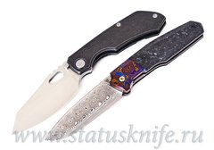 Сет ножей CKF Evolution 2.0 dark Ti и CKF FIF20 TimDam