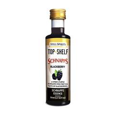 Эссенция Still spirits Top shelf Blackberry Schnapps на 1,125 литр самогона/водки/спирта