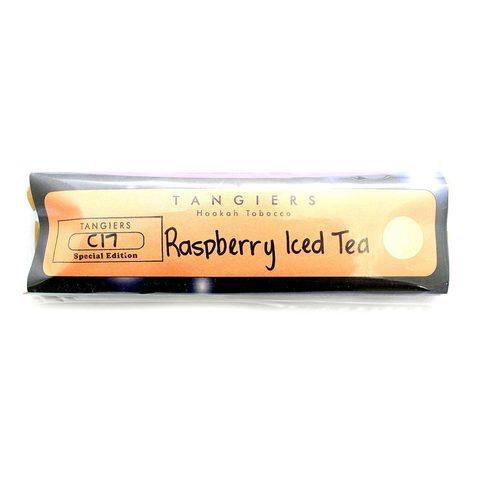 Табак для кальяна Tangiers Noir C17 Raspberry Iced Tea 250 гр.