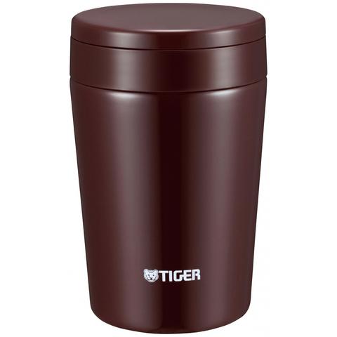 Термос для еды Tiger MCL-A (0,38 литра), шоколадный