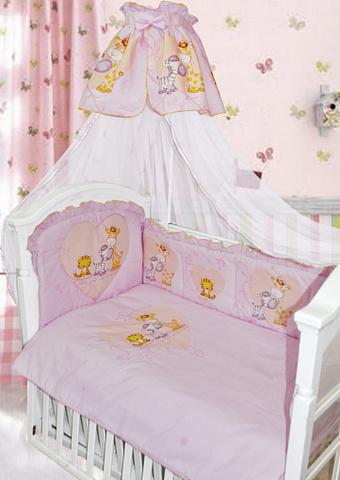 Комплект в кроватку 7пр.