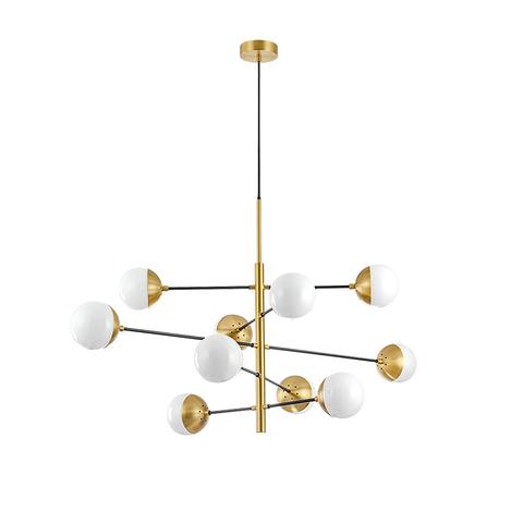 Подвесной светильник Starburst by Light Room ( 10 плафонов )