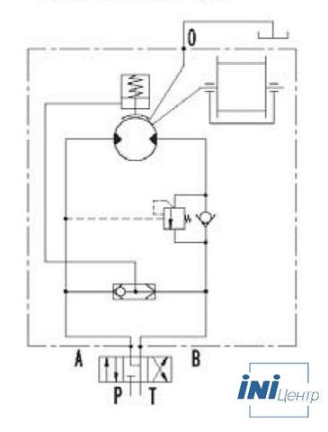 Стандартная лебедка IYJ5-70-136-22-ZP