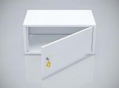 Трейзер(сейф) МЕТ ЭССЕН универсальный к одностворчатому шкафу шириной 60 см - фото