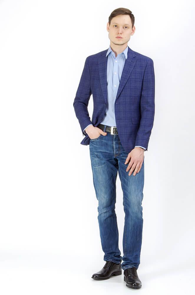 Пиджаки Slim fit CESARE MARIANO / Пиджак Slim Fit IMGP9404.jpg