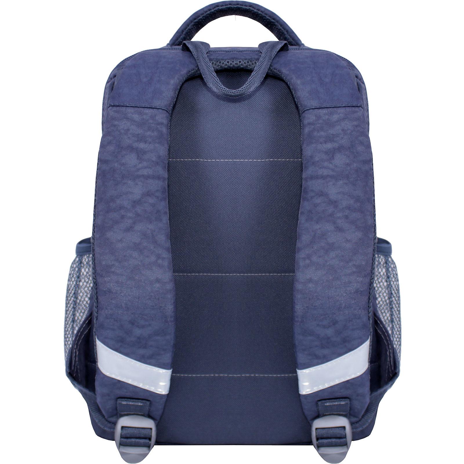 Рюкзак школьный Bagland Школьник 8 л. 321 серый 506 (00112702) фото 3