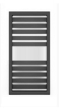 Дизайн-радиатор электрический DUNE